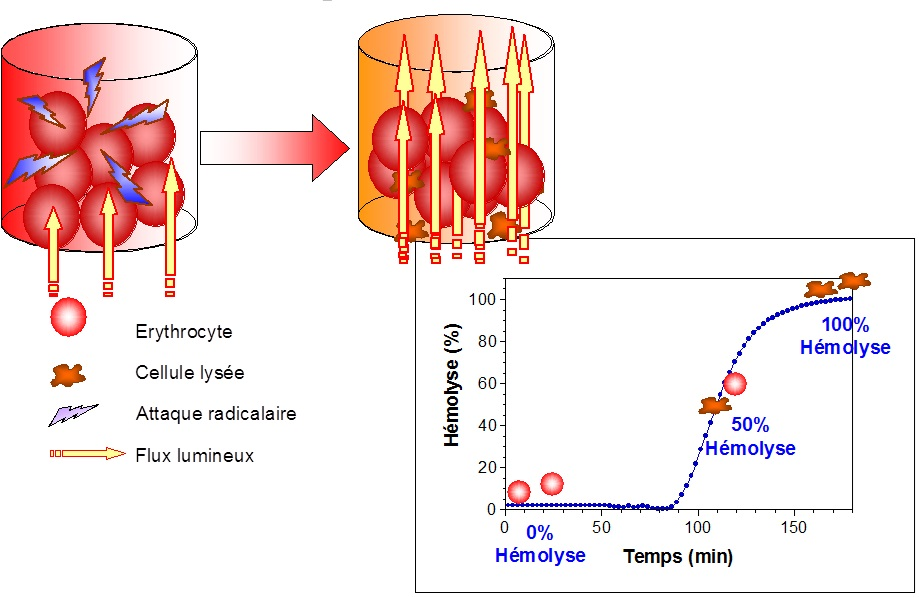 TEST KRL sur l'eau hydrogénée